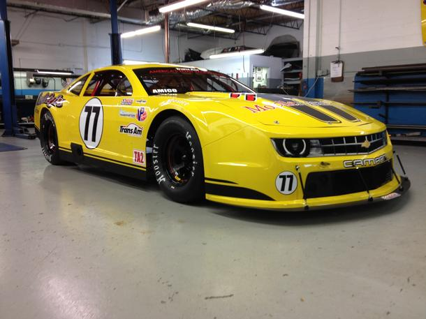 Tony Buffomante Joins TA2 fray with Mike Cope Racing at VIR