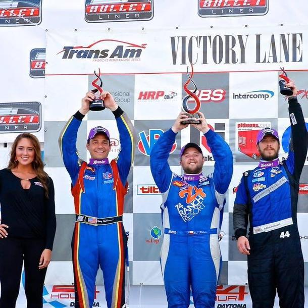 Buffomante leads Mike Cope Racing at Daytona with pole and second place finish
